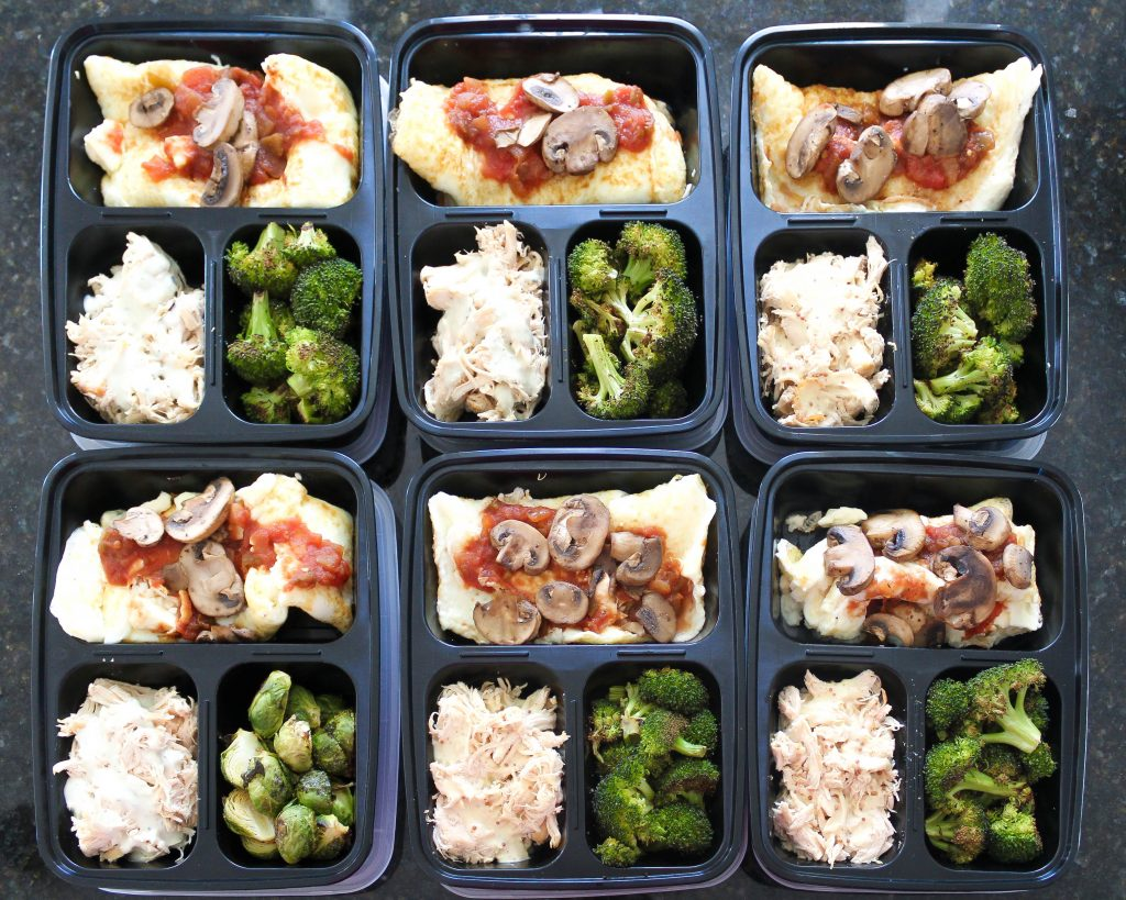 My Easy Keto Lunch Meal Prep Chasing Chelsea