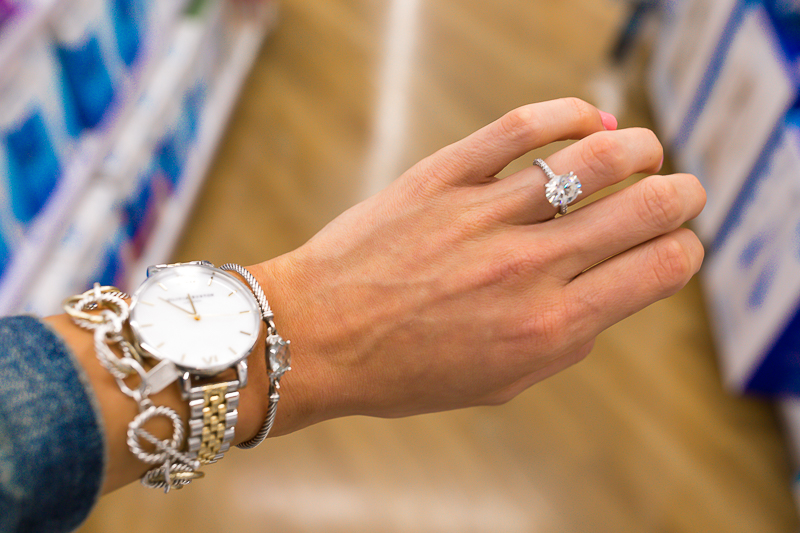bed-bath-and-beyond-wedding-registry-mike-gil-and-chelsea-adams-oval-engagement-ring-lauren-b