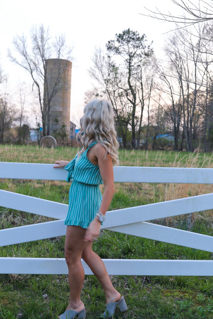 apricot-lane-virginia-beach-striped-green-romper-chelsea-adams-spring-outfit-ideas