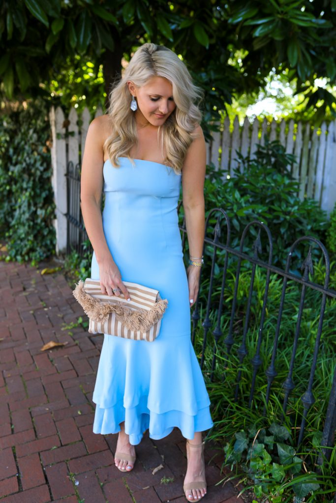 A Showstopping Summer Wedding Guest Dress Chasing Chelsea